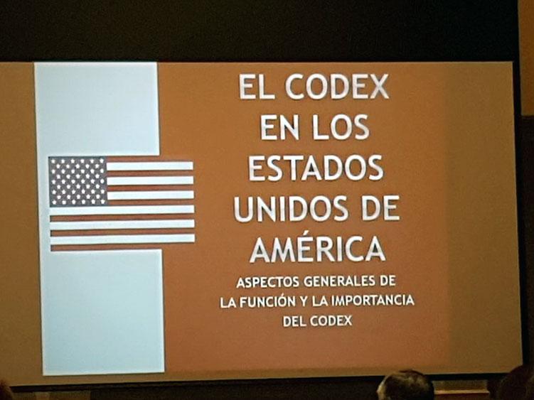 Fotos de la conferencia de FASA 2018